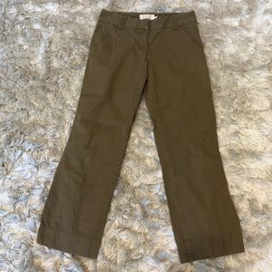 J. Crew chinos size 4S